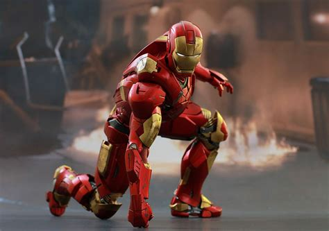 1 6 Scale Toys Mms311 Iron 3 Pepper Potts Set W A iron 3 mms311 pepper potts ix 1 6th scale collectible figures set