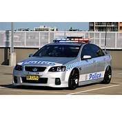 VE Holden Commodore SS Series 2 Highway Patrol