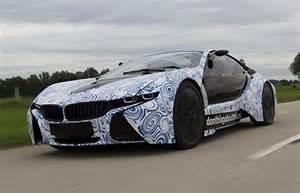 bmw to produce in hybrid sportscar fast