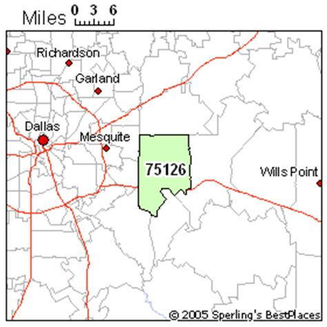 map of forney texas best place to live in forney zip 75126 texas