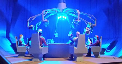 energy room this m a s k energy room diorama will leave you energized agents of m a s k