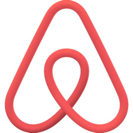 airbnb logo png best vacation apps 2016