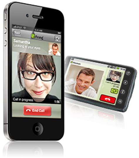 chat between iphone and android fring enables chat between iphone 4 and android devices the technology chronicles