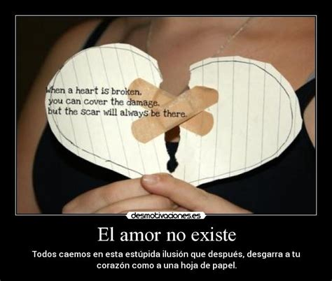 el amor no existe by sweet tizdale on deviantart usuario sweetnightmares desmotivaciones
