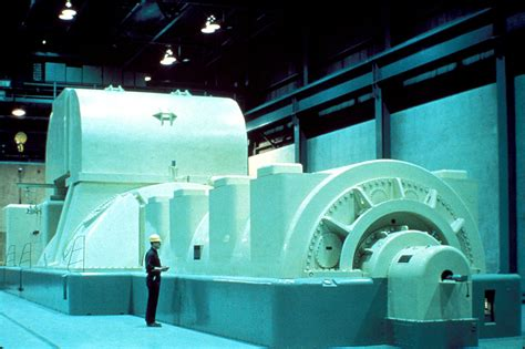 an introduction to ship s turbine generator
