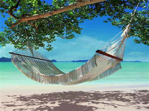 amaca travel escritorio paisaje hamaca playa