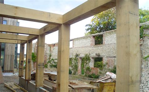 contemporary pergola pergola w l west sons ltd timber merchants