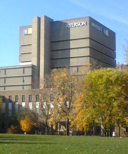 Ted Rogers School Of Management Mba Requirements by Ryerson Cus Housing