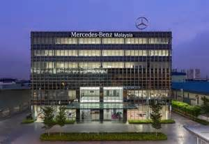 Mercedes Headquarters Address Mercedes Malaysia Officially Launches New