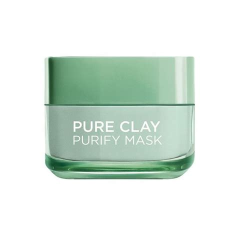Loreal Clay Mask Purify l oreal clay purify mask 50 ml 49 95 kr