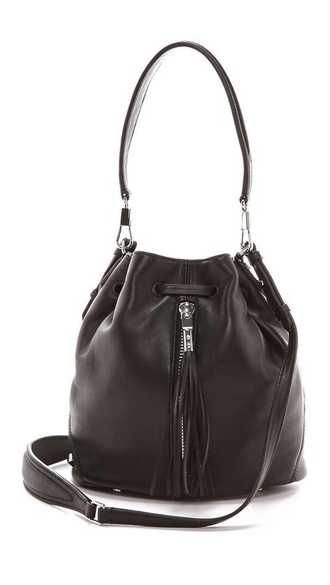 elizabeth and cynnie mini bag coco in black
