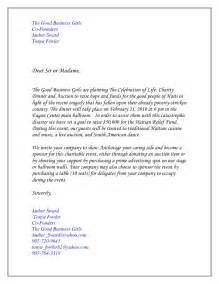 Charity Dinner Invitation Letter the good business girlsco foundersamber swardtonya fowlerdear sir or