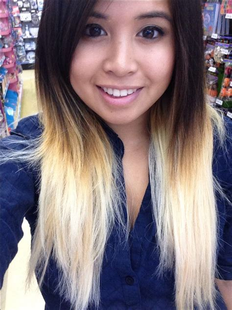 from platinum blonde to ombre platinum blonde ombre ombr 233 pinterest ombre blondes