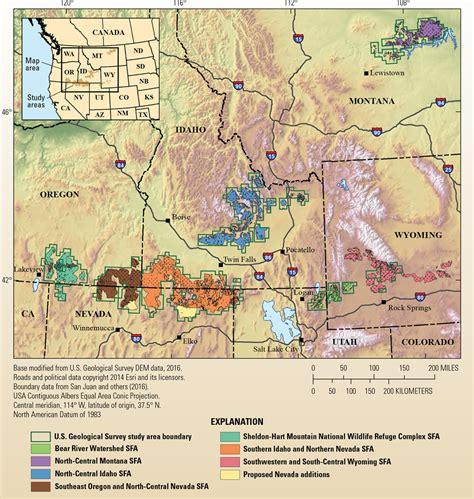 sagebrush mineral resource assessment usgs mineral