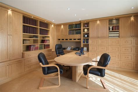 classic fitted home study to perfectly complement your