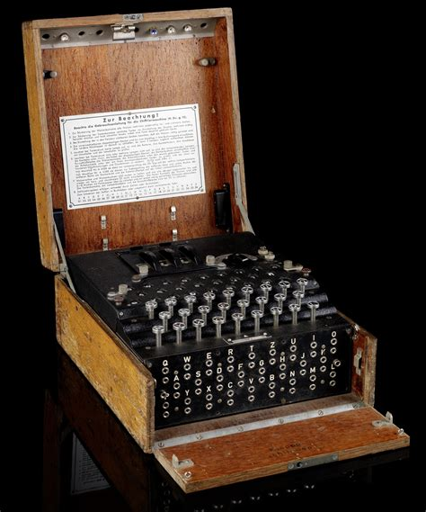 enigma machine sale an enigma machine worth coveting historical tales