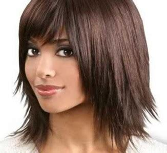 razor cut hairstyles with long bangs bangs the best short hairstyles for women 2016