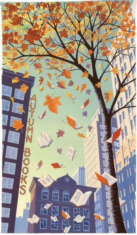 libro autumn seasons 25 best ideas about autumn illustration on