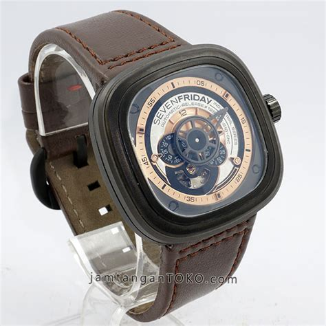 Jam Tangan Pria Sevenfriday P2 harga sarap jam tangan sevenfriday p2 01 clone ori 1 1