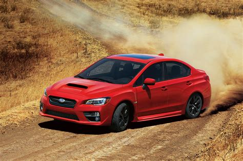 wrc subaru 2015 watch the 2015 subaru wrx in some rally style action
