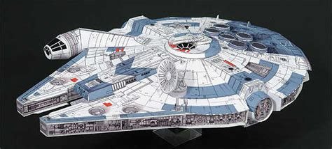 Wars Papercraft Models - 16 awesome wars paper craft models xcitefun net