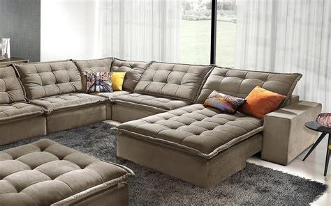 o sofa sof 225 amaroke de canto retr 225 til e reclin 225 vel