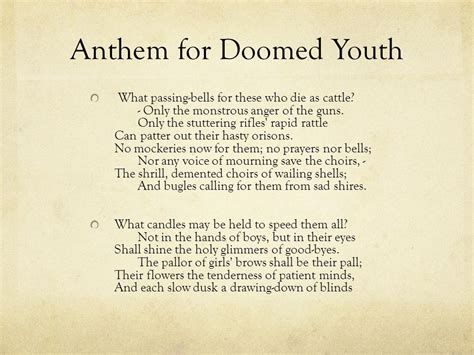 anthem for doomed youth b00r73o8z6 download deathquest 3 an introduction to the theory and practice of capital punishment in the