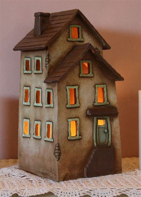 clay house pin by scott tanner on ceramic art pinterest