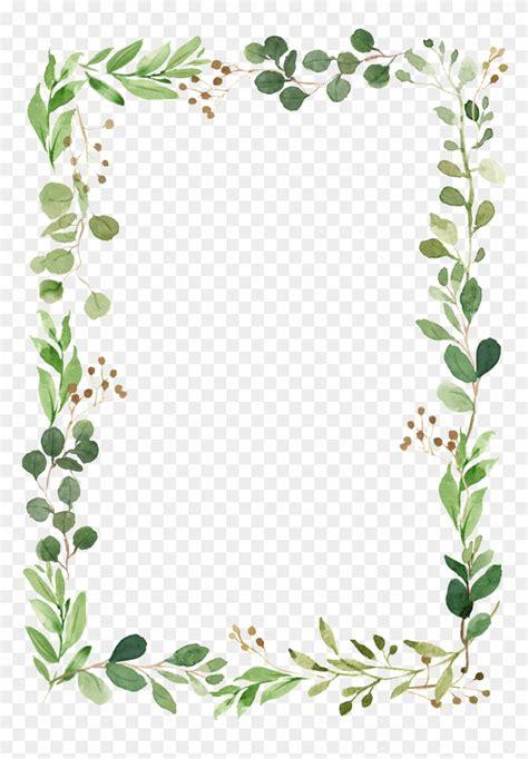oak leaf border png  oak leaf borderpng transparent