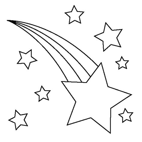 printable star coloring sheets stars in the sky coloring pages coloring pages