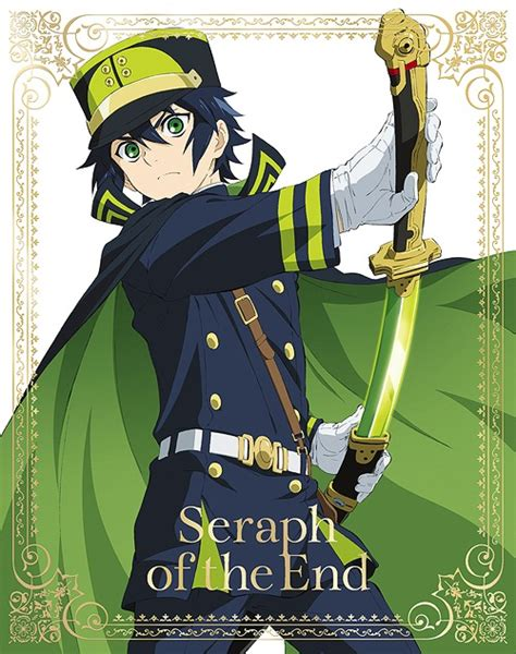 Kaset Dvd Anime All Out 1 24 End cdjapan seraph of the end owari no seraph vol 1 w