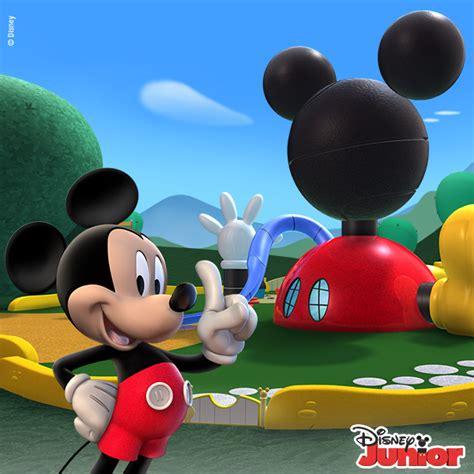 bonitas imagenes de la casa de mickey mouse y sus amigos