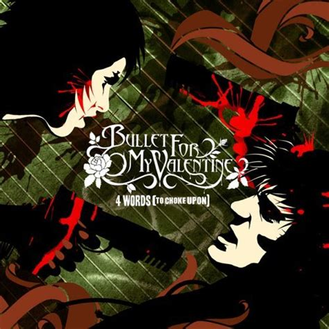 bullet for my the poison album 4 words to choke upon википедия