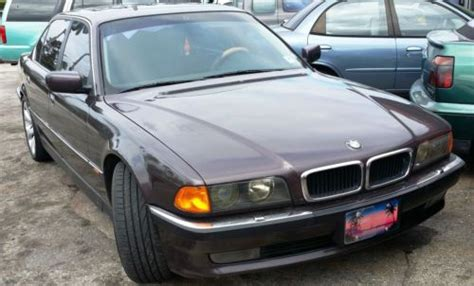 how make cars 1995 bmw 7 series electronic toll collection purchase used 1995 bmw 740il in west palm beach florida united states