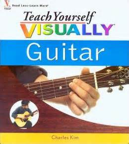 guitar book for beginners teach yourself how to play guitar songs guitar chords theory technique book lessons books teach yourself visually guitar by charles