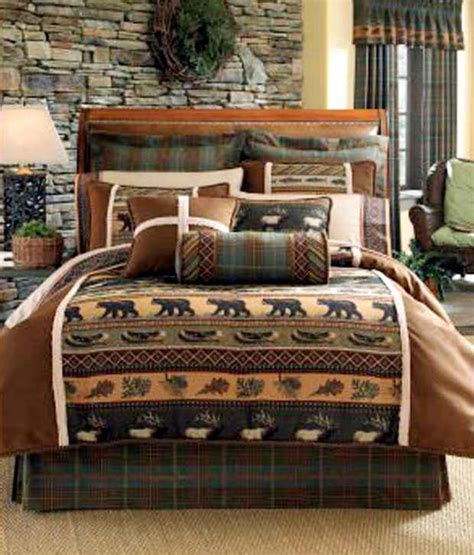 croscill caribou comforter set king multicolor buy
