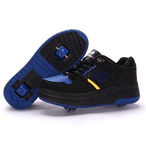 heelys enfants chaussures 224 roulettes gar 231 ons filles sneakers avec roues automatique de patinage