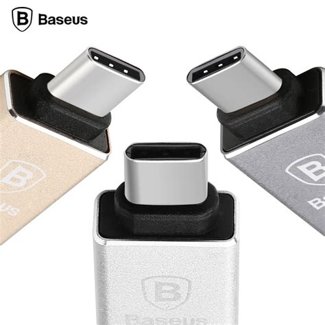 Adapter Usb Type C Ke Usb 3 0 Type Chdmi White baseus rui series usb 3 0 to usb 3 1 type c adapter converter gray jakartanotebook