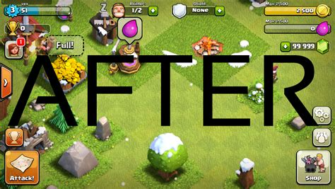 clash clans gem hack clash of clans hack gems