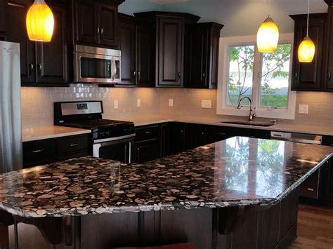 black granite kitchen island black granite kitchen stunning granite countertop prices