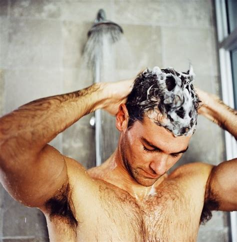Mens Shower by Essential Grooming Tips For