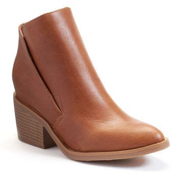 apt 9 boots apt 9 s wedge ankle boots from kohl s all