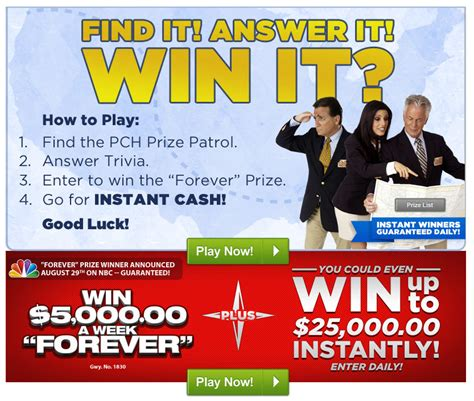 Pch Fan Page - how to play pch prize pursuit new on the pch fan page pch blog