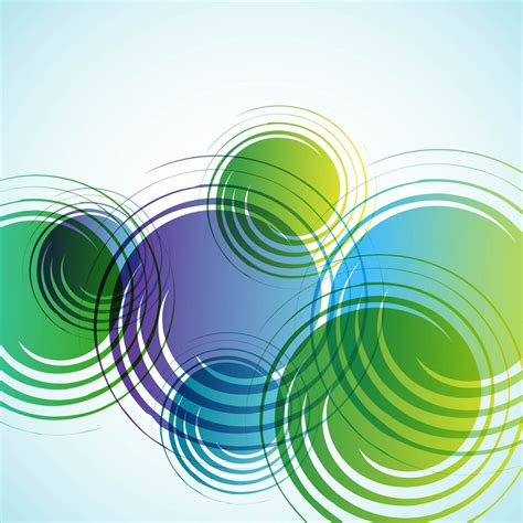 photo layout vector dream green abstract background 05 vector free vector