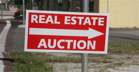 real estate auctions the future of home sales cbs news