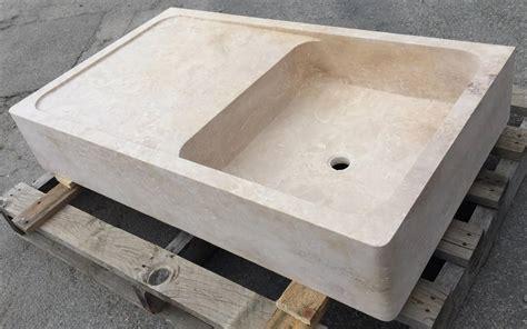 Evier Travertin vasque 233 vier cuve en travertin montpellier h 233 rault 34