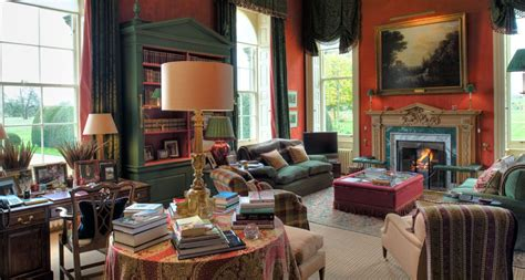 country homes and interiors uk library stately homes mansion country interior style design