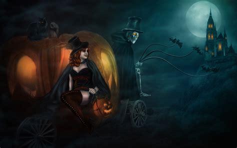 imagenes chidas halloween una bruja en halloween hd 1920x1200 imagenes