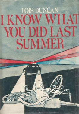 What Did You Last by I What You Did Last Summer Novel