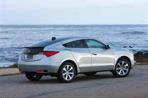 2010 Acura Zdx Specs 2010 Acura Zdx Specifications Autoevolution
